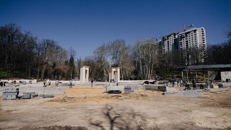 В воронежском парке «Динамо» воссоздадут летний театр