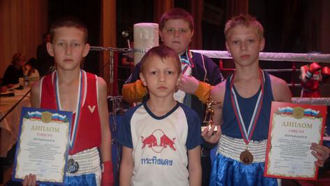 Хохольские боксеры завоевали 6 медалей на областном турнире