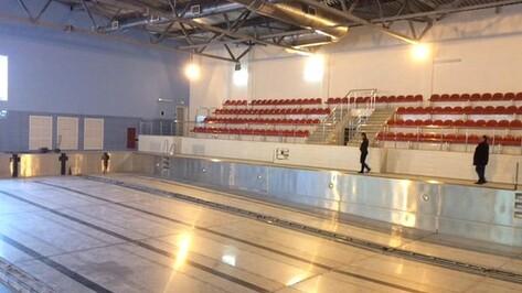 Бассейн Воронежского госуниверситета откроется в декабре 2015 года