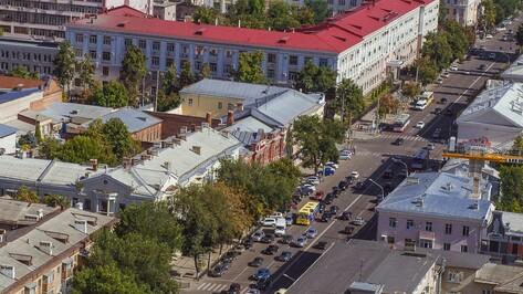 Воронежцам покажут «наполненный цветом» город