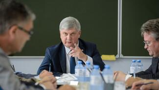 Воронежский губернатор анонсировал отставку глав двух департаментов из-за вони в городе