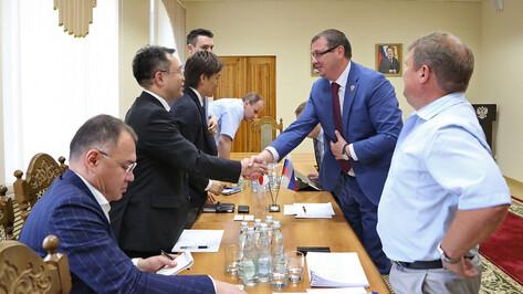 В Воронеже появится российско-японское инжиниринговое бюро