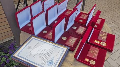 В Воронежской области наградили работников культуры и искусства