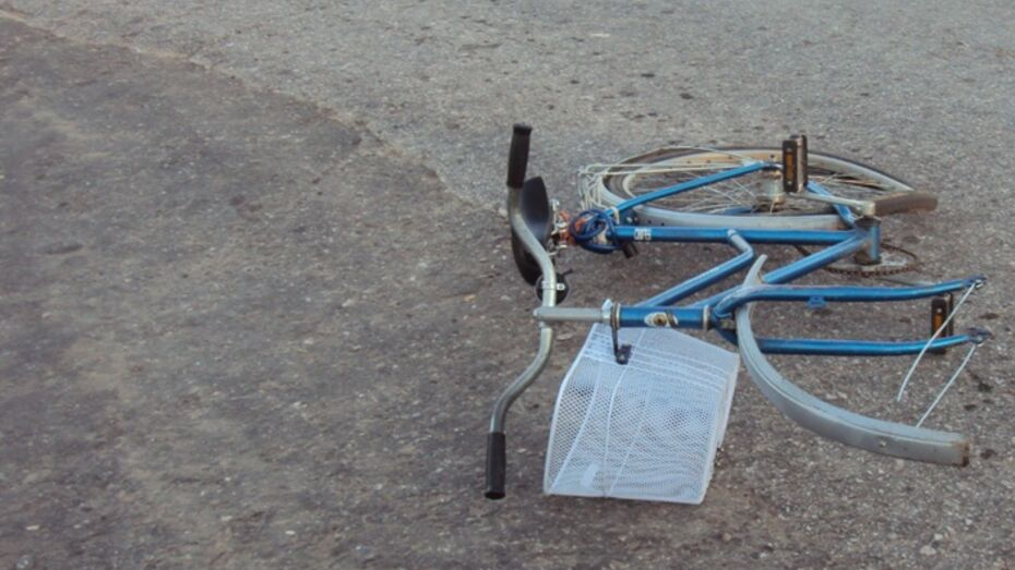 Под Воронежем неизвестный сбил насмерть велосипедиста и уехал