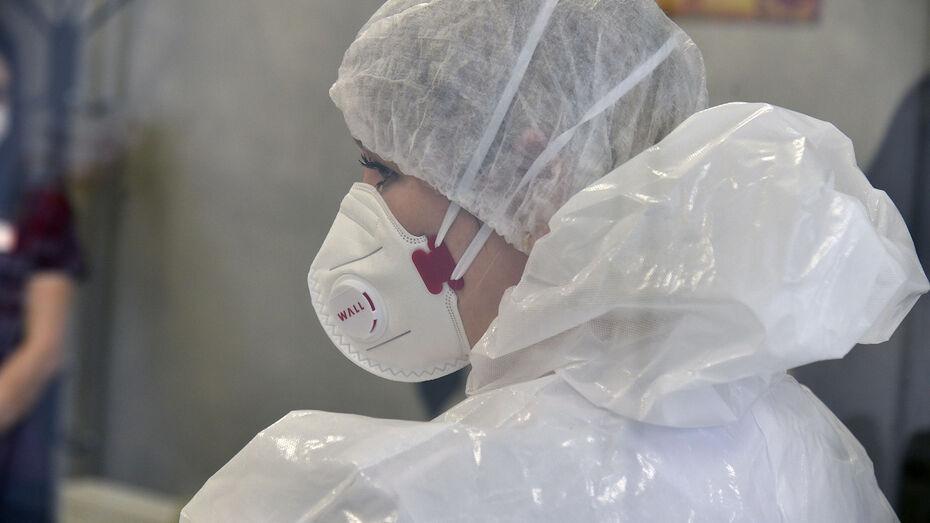 За сутки COVID-19 заразились 486 жителей Воронежской области