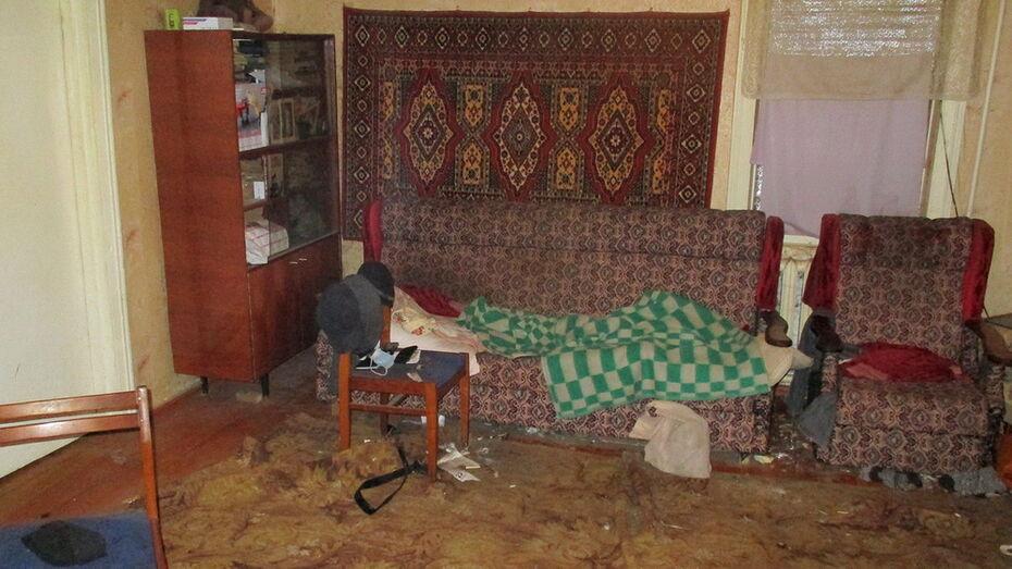 Подлокотником насмерть забили 60-летнего мужчину в Воронежской области