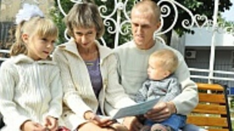 В Бутурлиновке 36 молодых семей получили субсидии на жилье