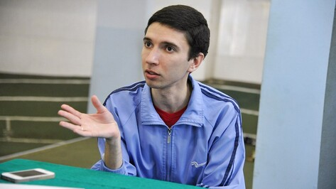 Люди Воронежа: далеко бегущий человек