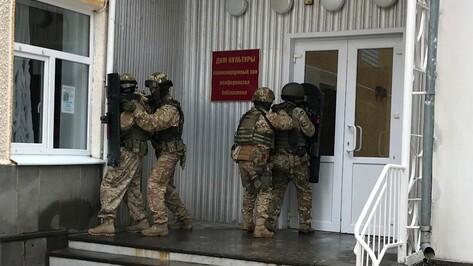 Воронежские силовики ликвидировали 4 «террористов» в санатории имени Дзержинского