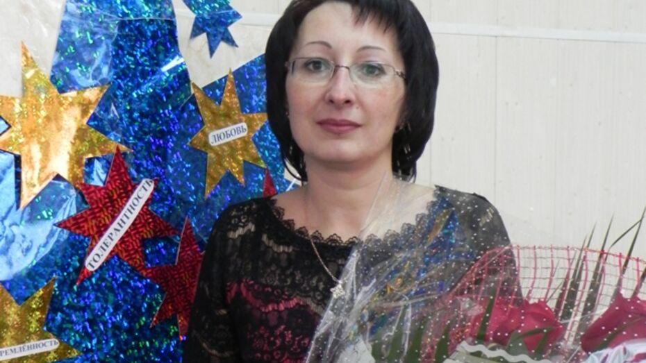 В Кантемировском районе определили победителя муниципального этапа конкурса «Учитель года – 2013»