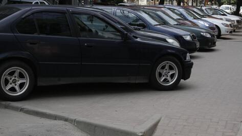 Аналитики назвали самый массовый вид нарушений ПДД в Воронежской области в 2018 году