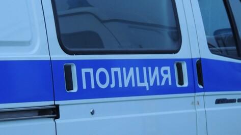 Под Воронежем мужчина пригрозил ножом 81-летней матери и избил участкового