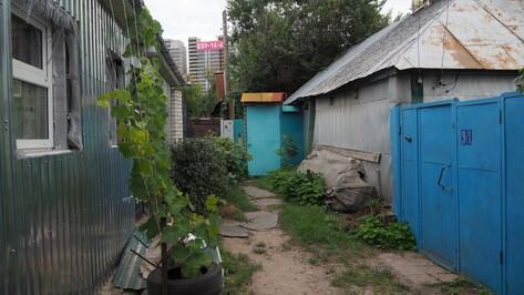 «Не хочу в Шилово». Почему хозяева частных домов против застройки за воронежским цирком