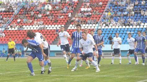 Воронежский «Факел» победил саратовский «Сокол» в главном матче сезона