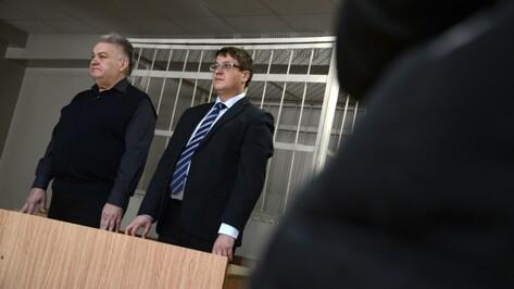 Бывший главный дорожник Воронежской области оспорит 7,5 лет колонии
