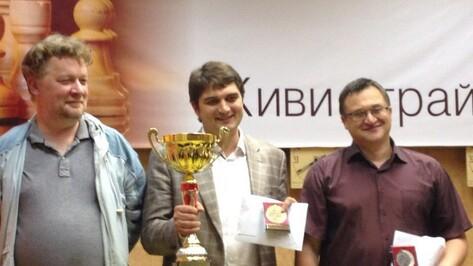 Победитель воронежского шахматного фестиваля шесть лет не мог приблизиться к тройке призеров