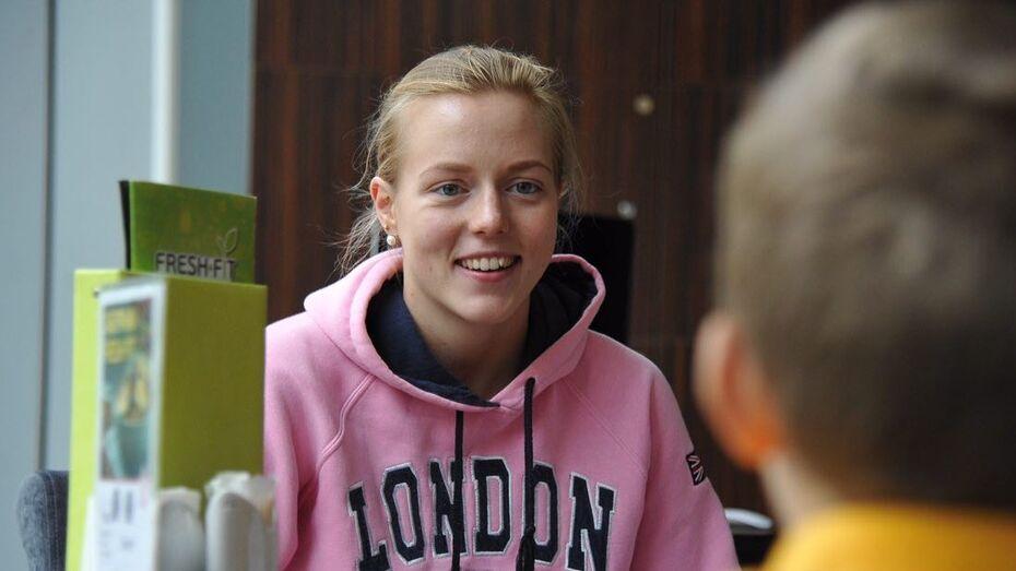Воронежская пловчиха Дарья Стукалова стала второй на Чемпионате Европы