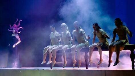 Воронежский фестиваль «Маршак» открылся спектаклем «Русалочка»
