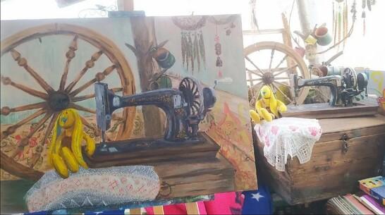 Выставка местной художницы Натальи Саврасовой откроется в Павловске