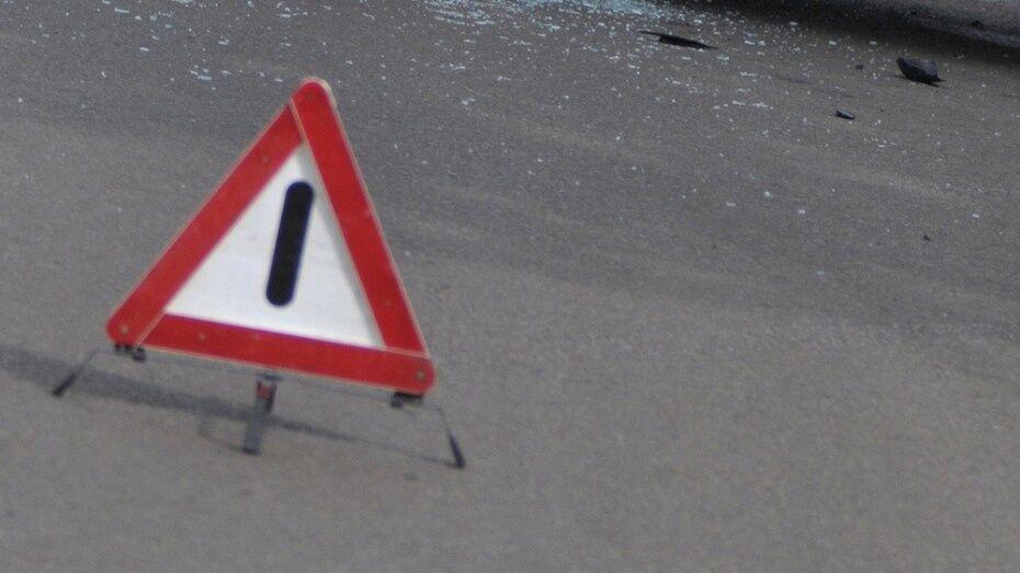 В Воронеже пассажирка «ПАЗа» пострадала в ДТП на улице Острогожская