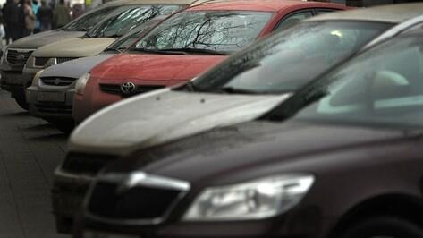 Воронежец заплатил 300 тыс рублей алиментов после ареста автомобиля