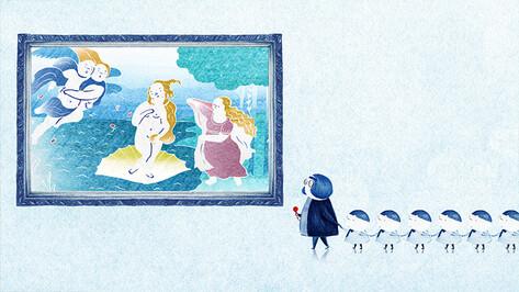 Мона Лиза и марсиане. Что покажет Большой фестиваль мультфильмов в Воронеже