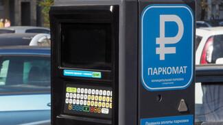 В Воронеже приступили к переименованию платных парковок