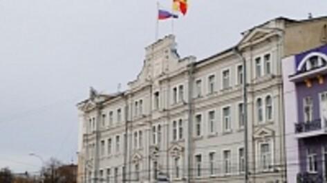 В мэрии Воронежа появилось управление муниципального контроля