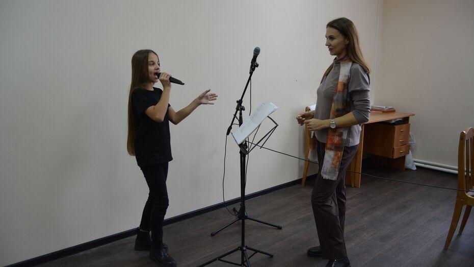 Юная россошанка поучаствует в телевизионном кастинге «Битва талантов» на НТВ
