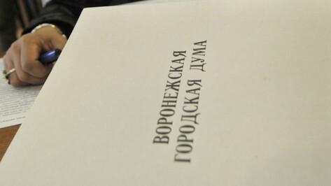 Воронежская гордума утвердила новый порядок расчета налогов на имущество физлиц
