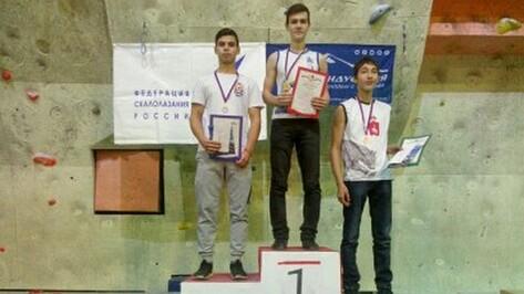 Воронежские скалолазы взяли 55 медалей на чемпионате и первенстве ЦФО
