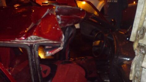 В аварии «Газели» и «пятнадцатой» на Солнечный погиб 29-летний воронежец