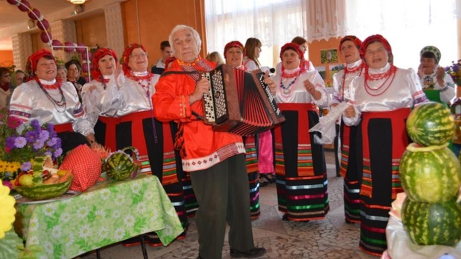 В Петропавловском районе впервые прошел арбузный фестиваль
