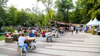 Девятый «Город-сад» стал самым посещаемым за всю историю фестиваля в Воронеже