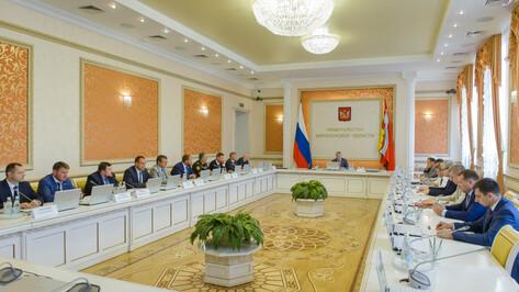 В Воронежской области запланировали установить границы 81 населенного пункта