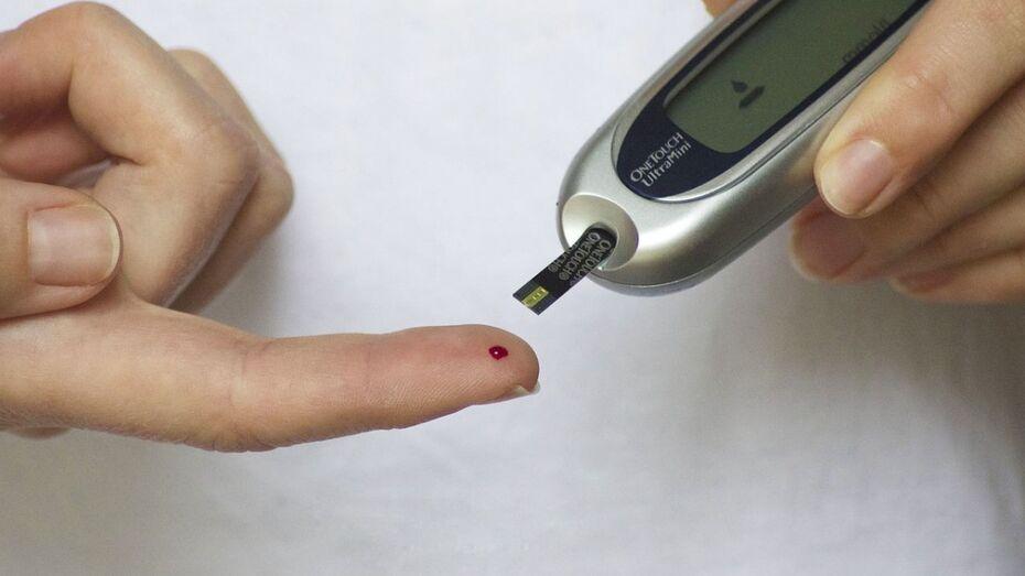В День больного сахарным диабетом в Воронеже пройдет профилактическая акция