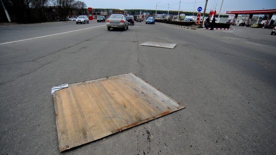 МЧС предупредило о сильном ветре и грозовом ливне в Воронежской области