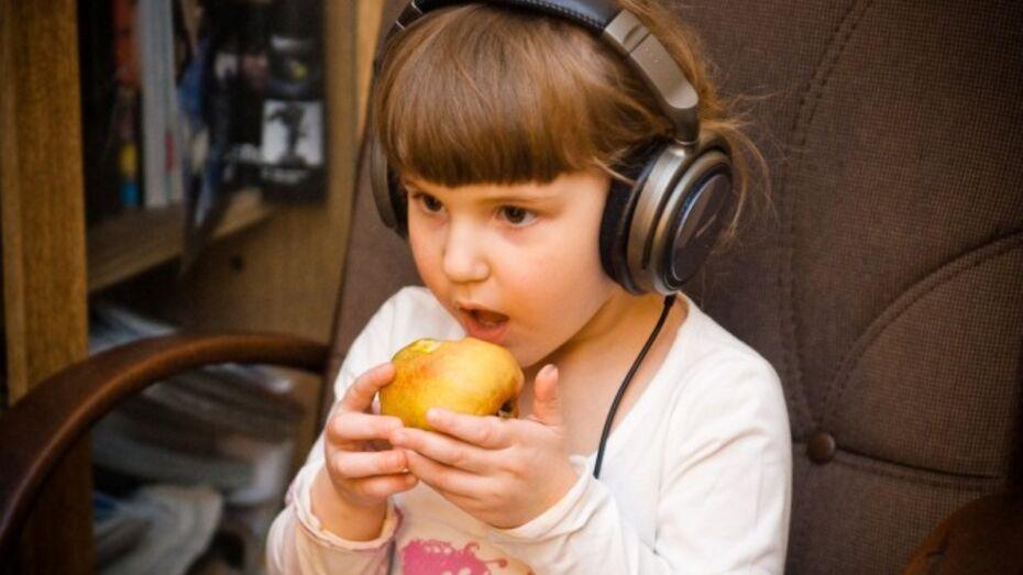 В Подгоренском районе двухлетний ребенок заговорил по-английски