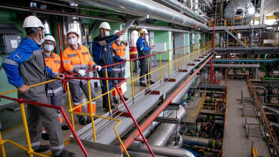 На Нововоронежской АЭС запустили пилотный проект «Росэнергоатома»
