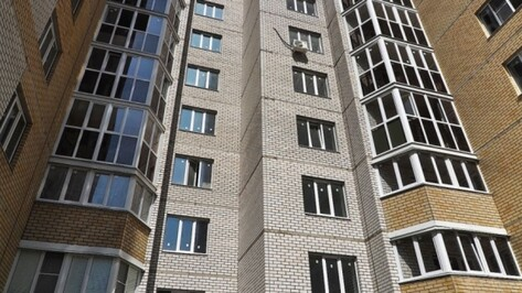 В Воронежской области отремонтировали 550 многоэтажек за 2 года