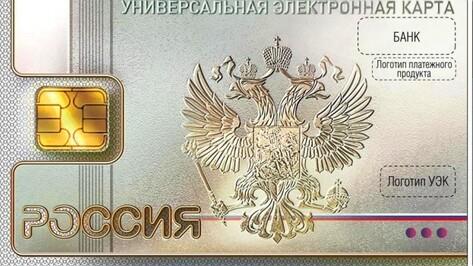С начала года в Воронеже поступило 1600 заявлений от горожан на получение универсальной электронной карты