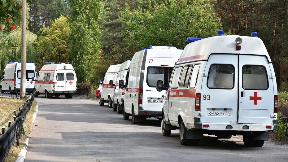 Коронавирус нашли еще у 477 жителей Воронежской области