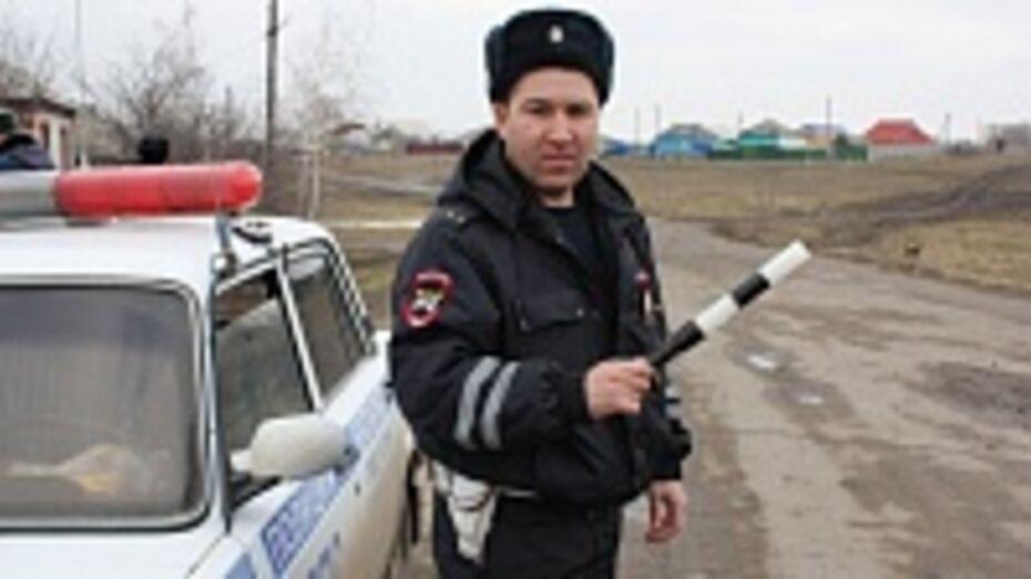 Ольховатские госавтоинспекторы задержали пьяную компанию, решившую погонять по дорогам района