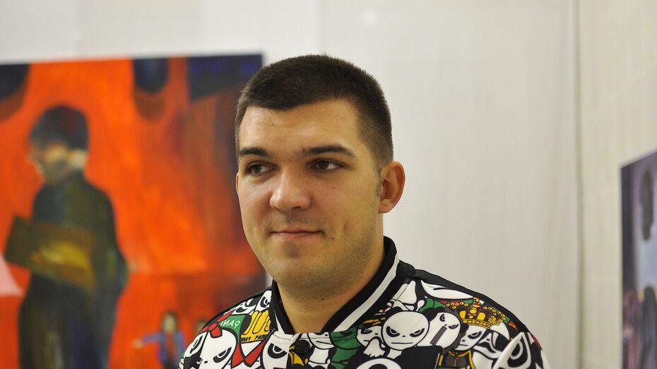 Воронежский художник Иван Горшков стал лауреатом премии «Инновация-2020»