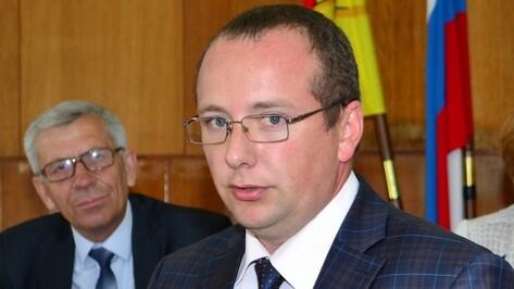 В Грибановском районе и.о. главы администрации стал Алексей Рыженин