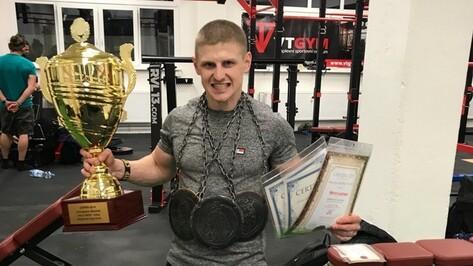 Чемпион мира по воркауту Максим Чурсанов проведет мастер-класс в хохольском селе