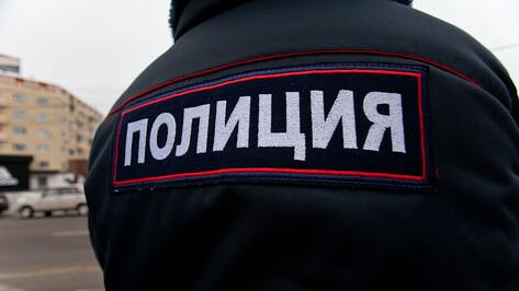Полиция предостерегла воронежцев от участия в незаконных акциях