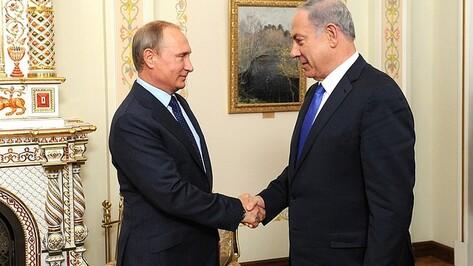 Владимир Путин заявил об ответственных действиях России на Ближнем Востоке