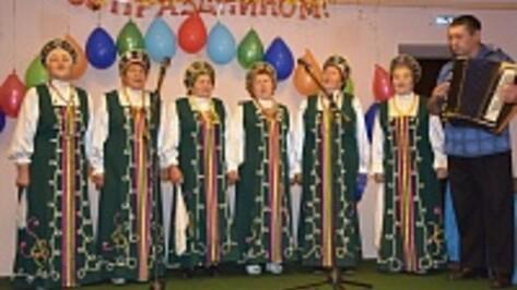 В Олень-Колодезе впервые в истории прошел День села