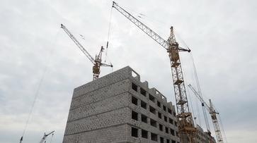 Темпы строительства жилья выросли в Воронеже почти вдвое в 1 полугодии 2021-го